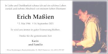 Erich Maßien