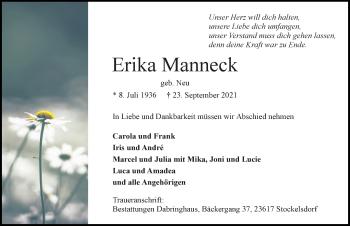 Erika Manneck