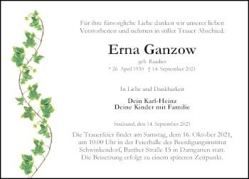 Erna Ganzow