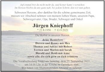 Jürgen Kniephoff