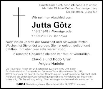 Jutta Götz