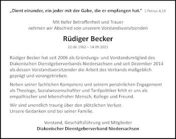 Rüdiger Becker