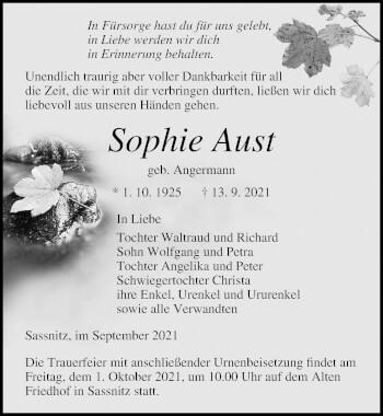 Sophie Aust